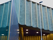 Nottingham Contemporary Gallery, Nottingham, Nottinghamshire, east Midlands, England.