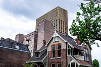 Student Hotel in Eindhoven, The Netherlands.