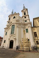 Hungary, Esztergom, Watertown Church,.