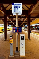 When travelling by train it is important to remember to check in and out. The Arriva trains are predominantly in the province of Limburg, while the NS...