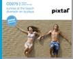 diversión en la playa (CD275)