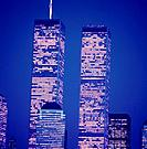 World Trade Center and World Financial Center. NYC. USA