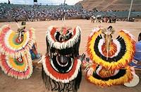 Navajo Intertribal ceremonial. Gallup. New Mexico. USA