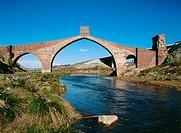 Pont del Diable (Devil´s Bridge). Martorell, Barcelona province, Catalonia, Spain