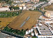 Roman circus. Mérida. Badajoz province. Spain