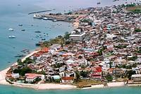 Stone town. Zanzibar Island. Tanzania.