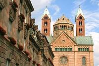 Speyer. Palatinate. Germany.