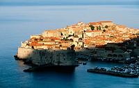 Dubrovnik. Dalmatia. Croatia.