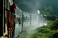 Exciting trip with Nilgiri Mountain Railway on it´s descent from Coonoor to Mettupalayam. Part of the journey is managed only by a rack-and-pinion sys...