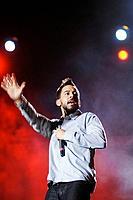 Venice 20/06/08. Parco S. Giuliano. Heineken Jammin´ Festival: Mike Shinoda (Linkin Park)