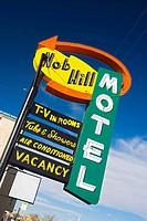 USA  New Mexico  Albuquerque  Route 66
