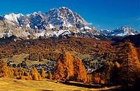 Cortina d´Ampezzo, Dolomites, Italy