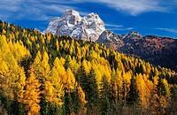 Mount Pelmo (3168 m), Dolomites, Italy