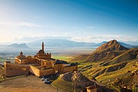 Turkey, Anatolia, Dogubayazit, Ishak Pasa Palace
