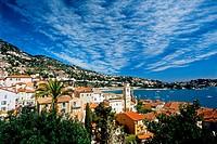 Villefranche sur mer, Alpes-MAritimes, 06, French Riviera, Cote d´Azur, France, Europe
