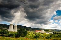 Central Nuclear de Cofrentes, Valencia.