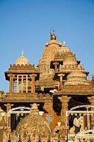 Sachiya Mata Temple, Osian, near Jodhpur, Rajasthan, India