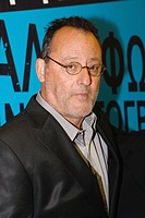 French actor JEAN RENO at the 11th Francophone Film Festival  The festival closed with the film L´Immortel from the director RICHARD BERRY and starrin...