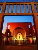 Al Nasir Mohamed Madrasa Mausoleum, Cairo, Egypt