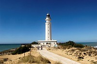 Faro de Trafalgar, Caños de Meca, Cadiz province, spain