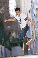 Kilian Martin, Freestyle Skateboard World Cup Champion