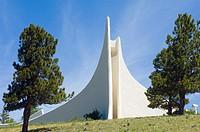 Vietnam Veterans Memorial State Park, Angel Fire, New Mexico, USA.