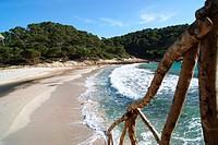 Trebaluger Beach, Menorca, Balearic Island, Spain