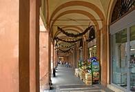The Portico di San Luca in Bologna, Emilia-Romagna, Italy   Das Portico di San Luca in Bologna, Emilia-Romagna, Italien