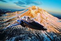 T-38 Talon supersonic jet trainer