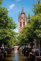 Oude Kerke, Delft, The Netherlands