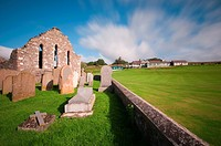 St  Mary of the Storms Church Ruin above Craigeven Bay, Stonehaven, Aberdeenshire, Scotland This 13th century church was built over the original 7th c...