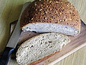 Wholewheat Brown Bread