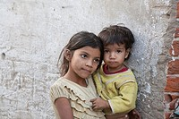 Idgah Slum Area - Jaipur, Rajasthan, India  More than one million urban dwellers live in the slums of Rajasthan  Most migrated from rural areas with t...