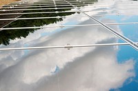 Solar panel fasteners