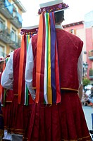 -Traditional Dancers- Cambrils, Catalonia, Spain.