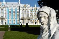 Russia, St  Petersburg, Tsarskoye Selo, Catherine´s Palace