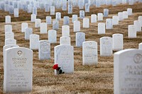 Sturgis, South Dakota - Black Hills National Cemetery