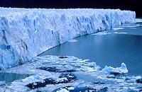 Perito Moreno glacier Los Glaciares National Park, El Calafate area, Santa Cruz province Patagonia Argentina