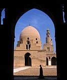 Ibn Tulun Mosque, Cairo, Egypt,