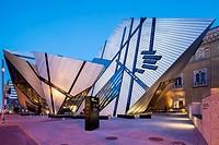 Royal Ontario Museum, Crystal, Toronto