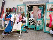 Spain , balearic island , ibiza , shopping store