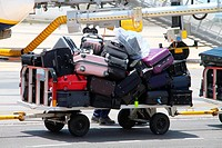 Spain , balearic island , airport , baggages transport