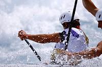 02 08 2012 Olympic Games, London, England, Canoe KAYAK