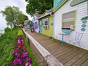 Lakeview Village Shoppes in Olcott Beach New York