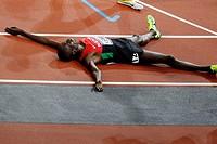 05 08 2012 Olympic Games, London, England, Athletics, 3000 M STEEPLE / KEMBOI