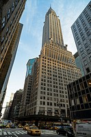 Chrysler Building, New York City, USA