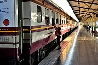 Chiang Mai Railway Station, Chiang Mai, Thailand
