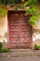 A door in Alhambra