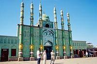 Great Friday Mosque, Turpan, Xinjiang, China