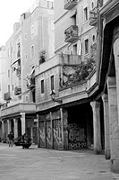 Europe, Spain, Barcelona, Born neighborhood